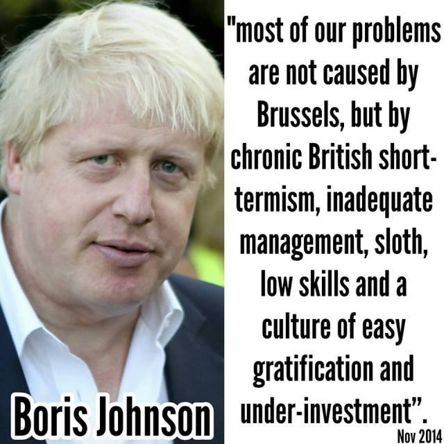 Boris Johnson Nov 2014