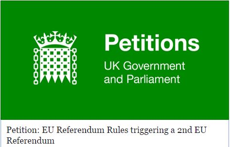 Trigger Second Referendum